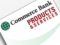 Commerce Bank Pamphlets