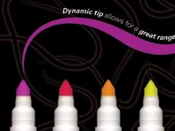 Rose Art Markers Packaging redesign/rebranding
