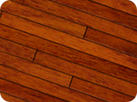 Wooden floor constructed from single wood texture image
